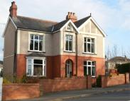 4 bed Detached home in Vicarage Hill, Aberaeron...