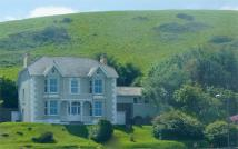 4 bed Detached house for sale in Cam Nesaf, Aberarth...