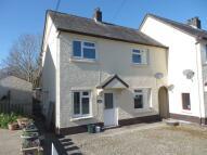 semi detached home for sale in Bro Hafan, Cross Inn...