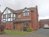 Detached house in Mallard Court, Blackpool...