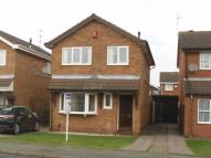 Detached home in Leybourne Crescent...