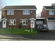 semi detached home in Whilmot Close...