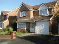 4 bed Detached property to rent in Rushbury Close, Bilston...