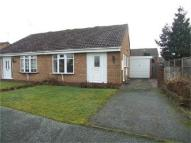 2 bed Semi-Detached Bungalow in Leybourne Crescent...