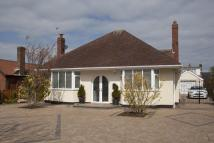 Detached Bungalow in Victoria Road West...