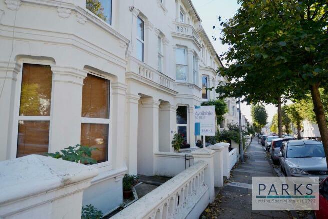 1 Bedroom Flat To Rent In Shaftesbury Road Brighton East Sussex Bn1 Bn1