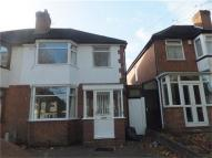semi detached home to rent in Dunvegan Road...