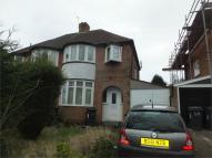 semi detached property to rent in Hill Top Road...