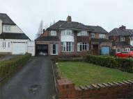 3 bedroom semi detached home in Chester Road North...