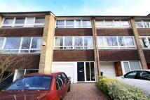 Terraced property in Thorsden Way...