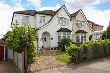5 bedroom semi detached property in Convent Hill...