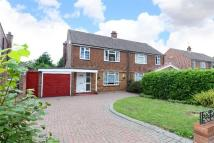 semi detached property for sale in Harold Road...