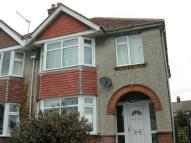 house to rent in Burgess Road...