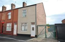 2 bedroom End of Terrace property to rent in Reay Street, Widnes