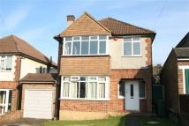 3 bed Detached house in Oakwood Close, Redhill