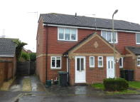 2 bedroom End of Terrace home to rent in Waveney Close, Didcot...