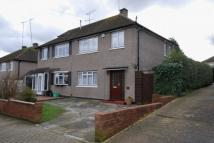 semi detached home for sale in Priorsford Avenue...