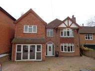 Detached house in Scraptoft Lane...