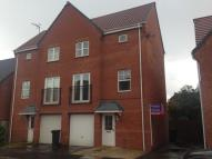 Town House in Kay Close, Coalville...