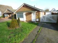 Newby Close Detached Bungalow for sale