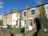 Terraced home in Burghley Road...