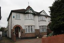 semi detached property in Church Lane, London, NW9