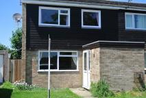 semi detached home for sale in Nairne Close, Shadoxhurst