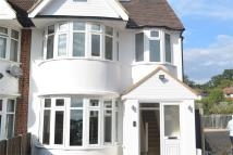 semi detached home in Maxwelton Close, LONDON