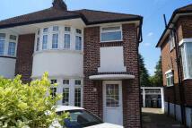 semi detached home in Friars Walk, London, N14