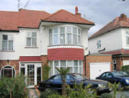 3 bed semi detached property in Prince George Avenue...