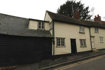 Cottage to rent in Fishmarket Street, CM6