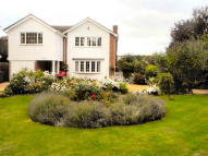 Detached house for sale in Stevens Lane, Felsted...