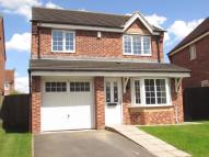 4 bed Detached house in Old School Lane, KEADBY...