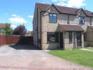 2 bedroom semi detached property to rent in Tilia Close, SCUNTHORPE...