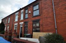 Terraced house in Frederick Street, M34