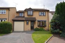 Detached house in Peregrine Close...