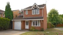 3 bedroom Detached house in Watson Close...