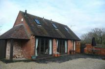 2 bed Barn Conversion to rent in Aston Holdings...