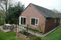 Woodview Bungalow to rent