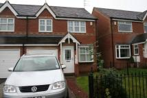 semi detached house in Marwell Drive...