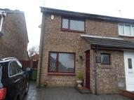 2 bedroom semi detached property for sale in Muirfield Drive...