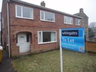 semi detached house in Camm Lane, Mirfield...