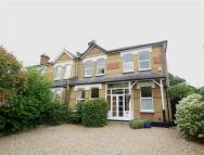 semi detached house in Mayow Road, London