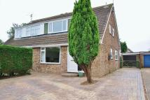4 bedroom semi detached home in Castle Close, Leconfield.