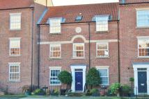 Town House in Scaife Mews, Beverley