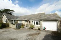 Detached Bungalow in ULWELL ROAD, SWANAGE