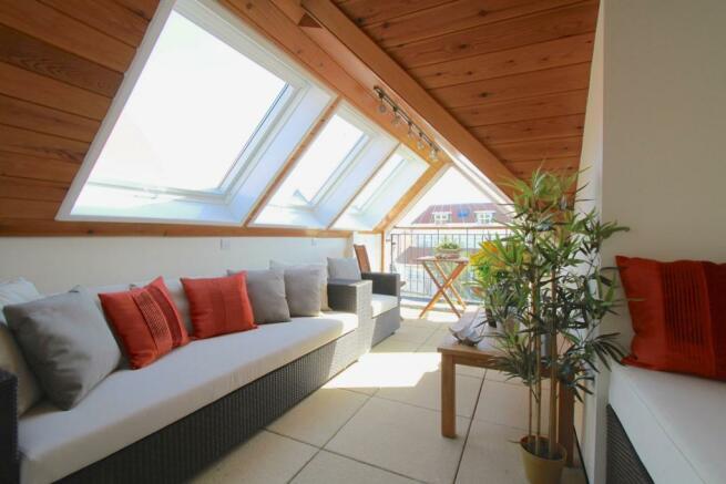 2nd roof garden