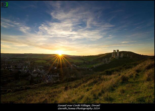 Sunset by Gareth James