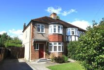 3 bedroom semi detached property in Cuckoo Hill, Pinner