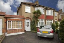 semi detached property in Mount Drive, North Harrow